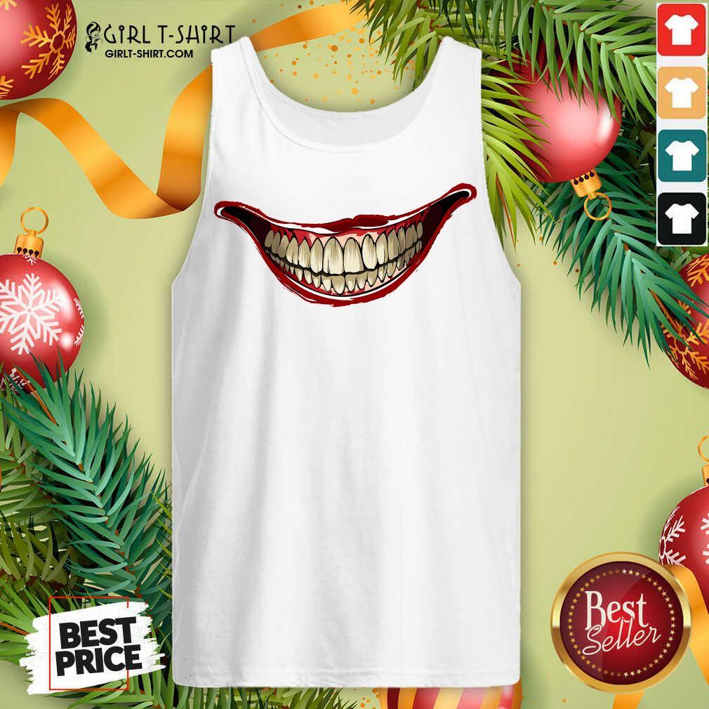 Joker Laugh 2020 Tank Top- Design By Girltshirt.com