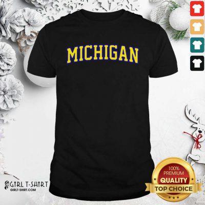 Michigan State Shirt- Design By Girltshirt.com