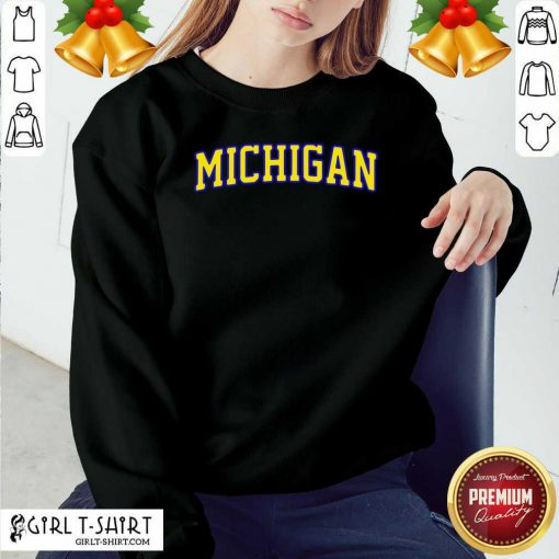 Michigan State Sweatshirt- Design By Girltshirt.com