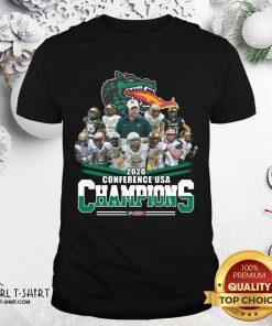 2020 Conference Usa Champions Usa Shirt- Design By Girltshirt.com