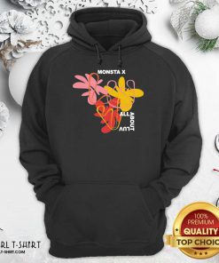 Monsta X Merch Monsta X Amorphous Hoodie- Design By Girltshirt.com