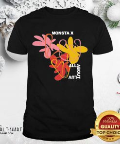 Monsta X Merch Monsta X Amorphous Shirt - Design By Girltshirt.com
