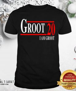 Groot 20 I Am Groot 2020 Shirt- Design By Girltshirt.com