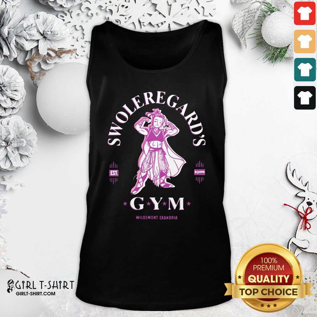 Swoleregards Gym Wildemont Exandria Tank Top- Design By Girltshirt.com