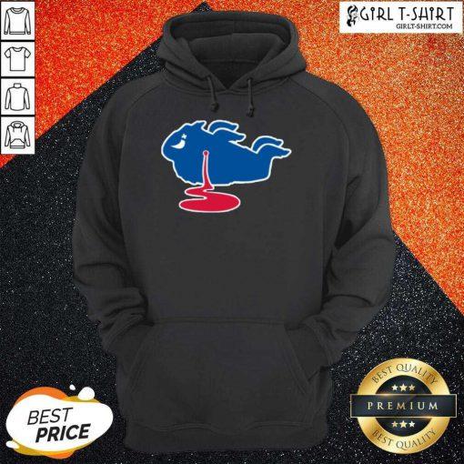 Buffalo Bills Shot Dead Logo Hoodie