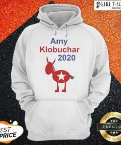 Amy Klobuchar 2021 Hoodie - Design By Girltshirt.com