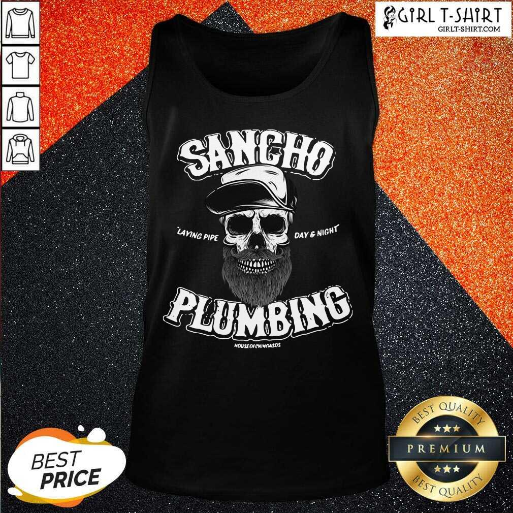 Sancho Plumbing Co Tank Top