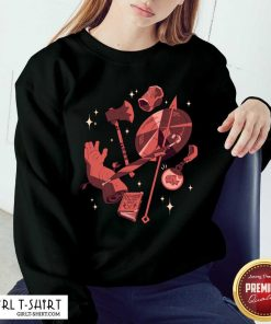 Cute Mcelroy Merch Tres Horny Sweatshirt - Design By Girltshirt.com