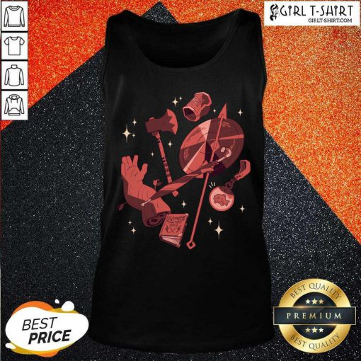 Mcelroy Merch Tres Horny Tank Top - Design By Girltshirt.com