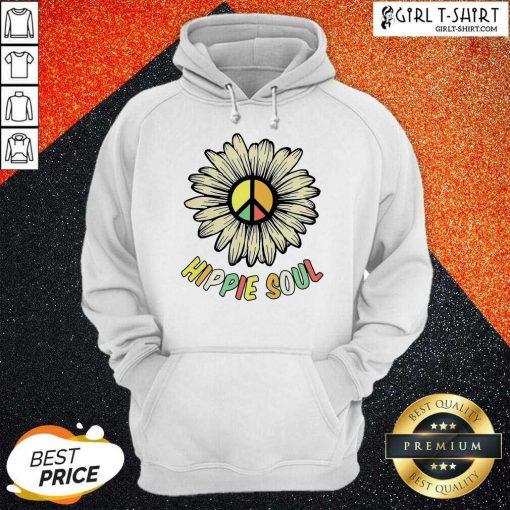 Hippie Soul Hoodie - Design By Girltshirt.com