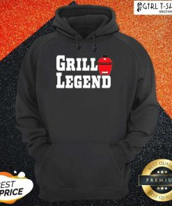 Grill Legend BBQ Tee Hoodie