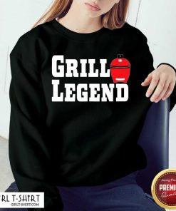 Grill Legend BBQ Tee Sweatshirt