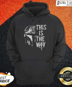 Star Wars This Is The Way Hoodie