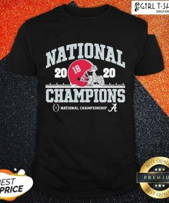 Alabama National Championship 2021 Shirt