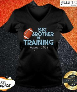 Big Brother In Training August 2021 V-neck
