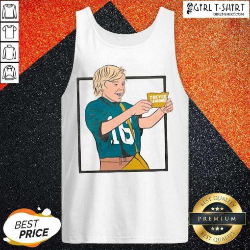 Golden Ticket 16 Tank Top - Design By Girltshirt.com