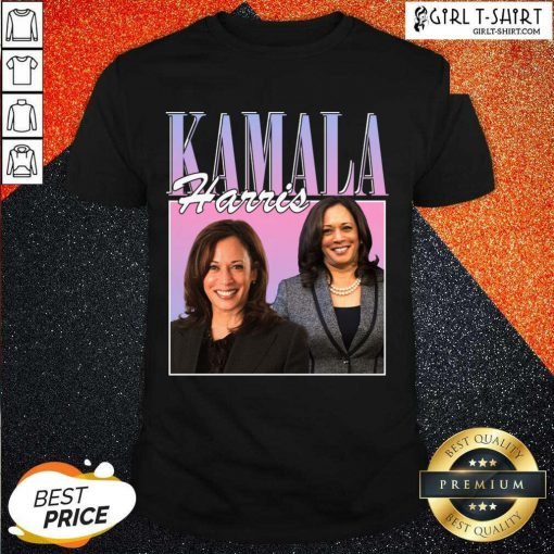 Kamala Harris Rap Hip Hop 90s Retro Vintage Shirt