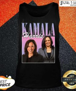 Kamala Harris Rap Hip Hop 90s Retro Vintage Tank Top