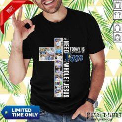 Awesome I Need Rays And Jesus Shirt