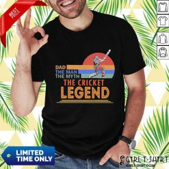 Funny The Cricket Vintage Shirt