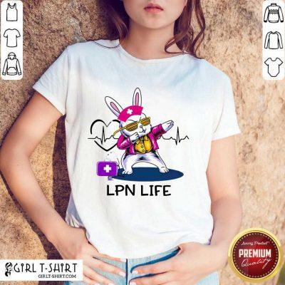 Top Nurse LPN Life Shirt