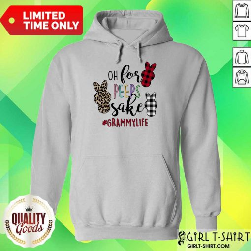 Perfet Grammylife Oh For Peeps Sake Bunny Hoodie
