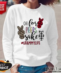Perfet Grammylife Oh For Peeps Sake Bunny Long-Sleeved