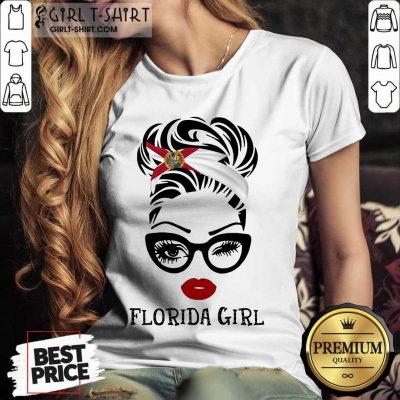 Premium Florida Girl Ladies Tee