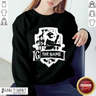 Relaxed Hary Potter Godric Gryffindor G Your Name Sweater