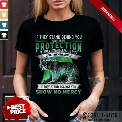 Protection Show No Mercy Shirt
