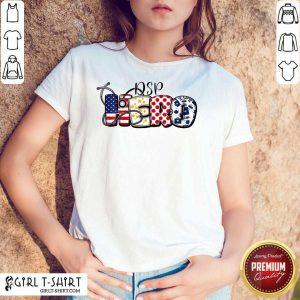 DSP Hero Shirt For Nurse Doctor Medical American Flag Shirt