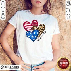 Educator Life Heart Shirt