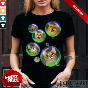Top Cat Bubble Soap Shirt