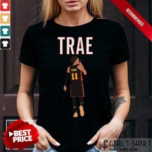 Trae Young Shh Quiet Shirt